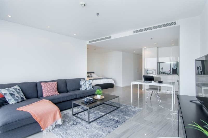 Studio Apartment For Rent in  D1 Tower,  Culture Village | 7