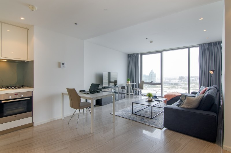 Studio Apartment For Rent in  D1 Tower,  Culture Village | 0