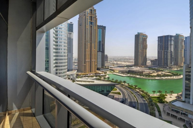 Indigo Tower, Jumeirah Lake Towers