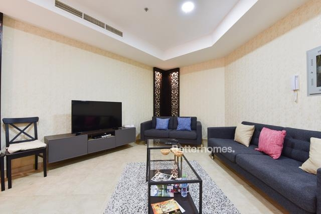 2 Bedroom Apartment For Short Term Rental in  New Dubai Gate 2,  Jumeirah Lake Towers   1