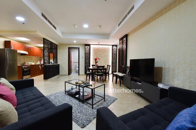 2 Bedroom Apartment For Short Term Rental in  New Dubai Gate 2,  Jumeirah Lake Towers   0