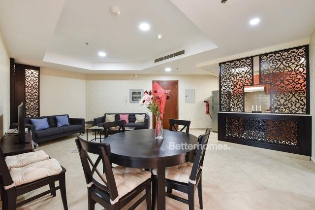 2 Bedroom Apartment For Short Term Rental in  New Dubai Gate 2,  Jumeirah Lake Towers   2