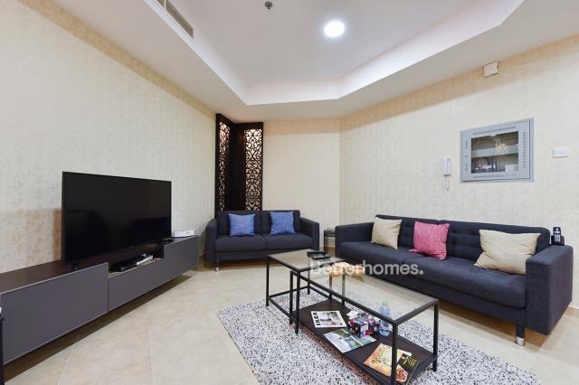 2 Bedroom Apartment For Short Term Rental in  New Dubai Gate 2,  Jumeirah Lake Towers   10