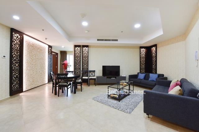 2 Bedroom Apartment For Short Term Rental in  New Dubai Gate 2,  Jumeirah Lake Towers   11