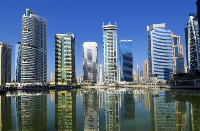 2 Bedroom Apartment For Short Term Rental in  New Dubai Gate 2,  Jumeirah Lake Towers   12