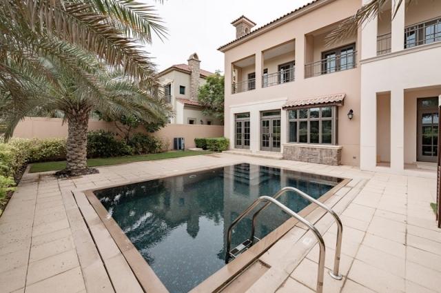 Flame Tree Ridge, Jumeirah Golf Estates