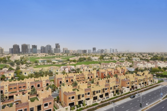 Golf View Residence, Dubai Sports City