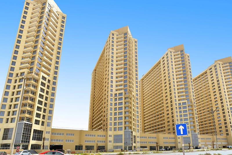 Studio Apartment For Rent in  Lakeside Tower A,  Dubai Production City (IMPZ)   12