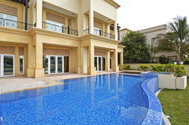 Signature Villas, Emirates Living