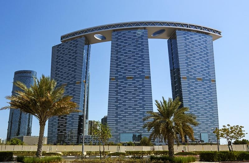 1 Bedroom Apartment For Rent in  The Gate Tower 1,  Al Reem Island | 2