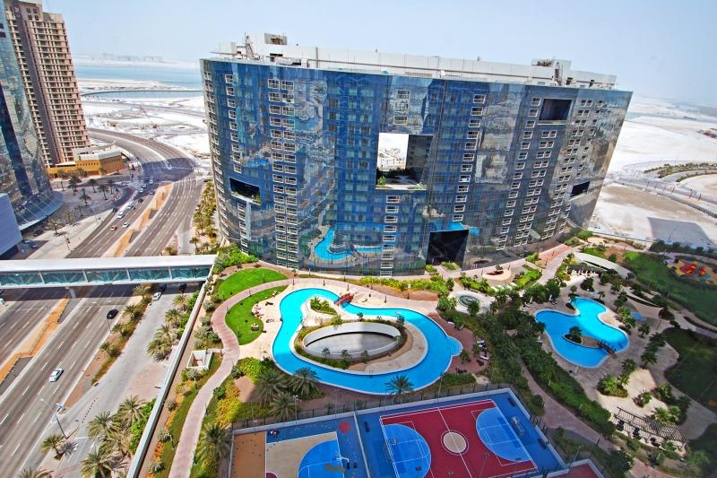1 Bedroom Apartment For Rent in  The Gate Tower 1,  Al Reem Island | 10