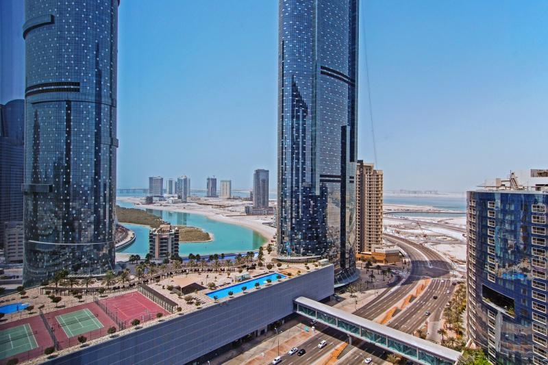 1 Bedroom Apartment For Rent in  The Gate Tower 1,  Al Reem Island | 11