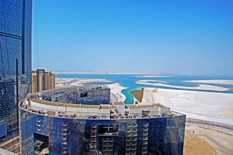 1 Bedroom Apartment For Rent in  The Gate Tower 1,  Al Reem Island | 12