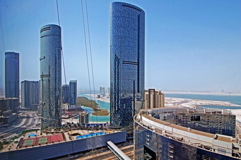1 Bedroom Apartment For Rent in  The Gate Tower 1,  Al Reem Island | 13