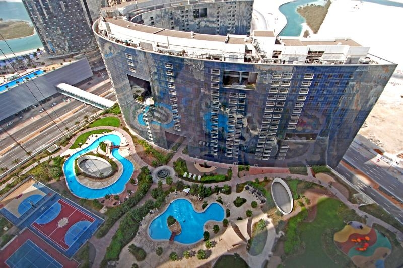 1 Bedroom Apartment For Rent in  The Gate Tower 1,  Al Reem Island | 0