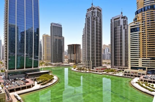 Green Lake Tower 3, Jumeirah Lake Towers