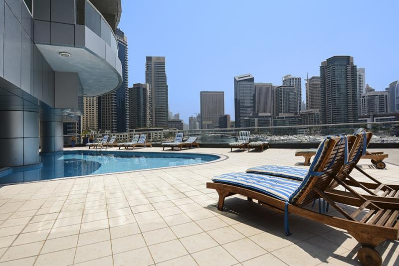 1 Bedroom Apartment For Rent in  The Point,  Dubai Marina   8