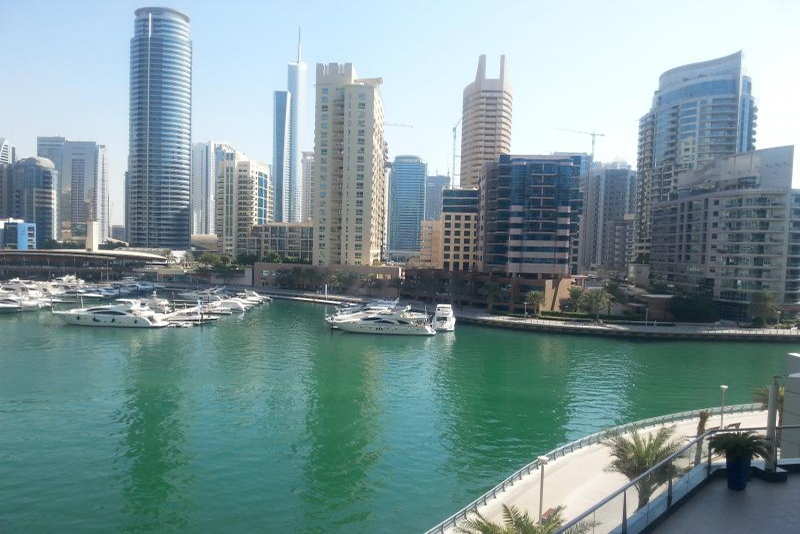 1 Bedroom Apartment For Rent in  The Point,  Dubai Marina   10