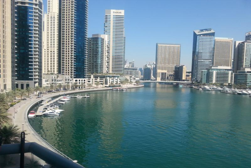 1 Bedroom Apartment For Rent in  The Point,  Dubai Marina   11