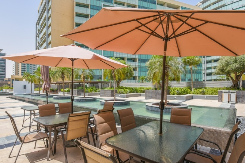 1 Bedroom Apartment For Sale in  Al Sana 1,  Al Raha Beach | 12