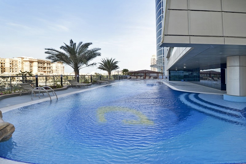 2 Bedroom Apartment For Rent in  Ocean Heights,  Dubai Marina | 10