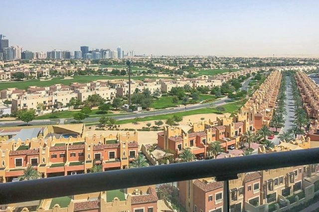 Golf Tower, Dubai Sports City