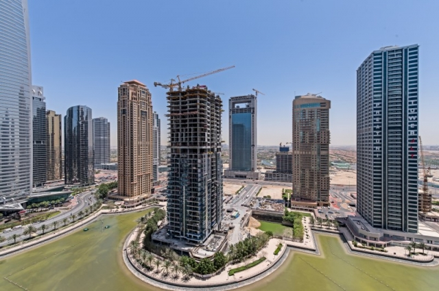 Lake View Tower, Jumeirah Lake Towers