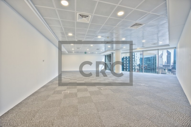 office for rent in difc, central park office tower | 1