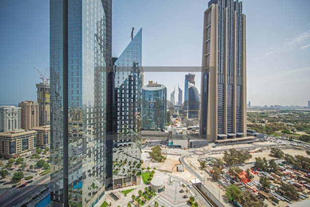 office for rent in difc, central park office tower | 5