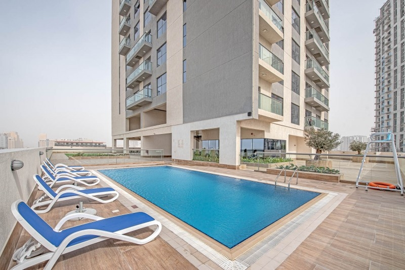 1 Bedroom Apartment For Rent in  Jeewar Tower,  Jumeirah Village Circle   9