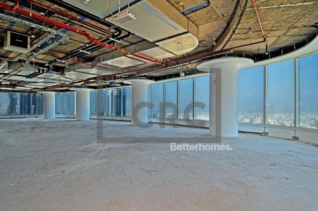 office for rent in business bay, bay gate | 5
