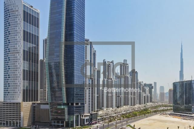office for rent in business bay, bay gate | 9