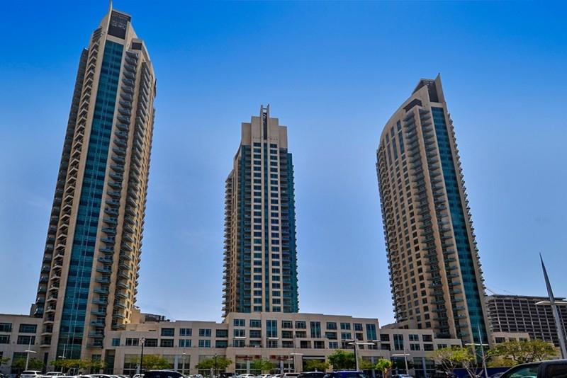 1 Bedroom Apartment For Rent in  Burj Views B,  Downtown Dubai | 2