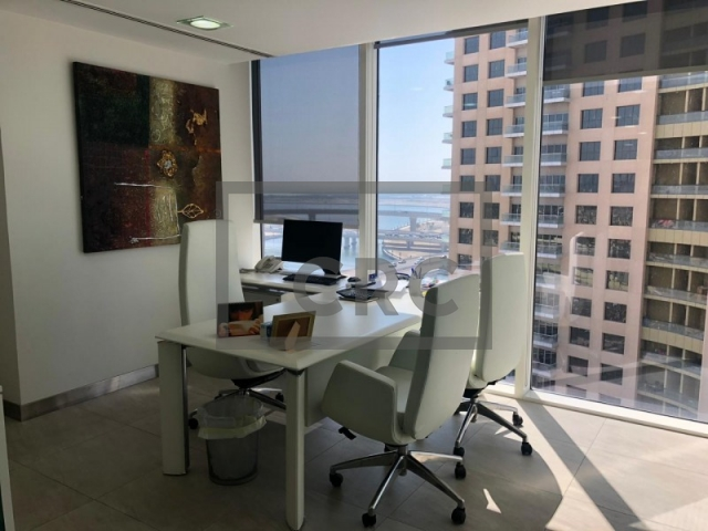office for sale in business bay, crystal tower | 13