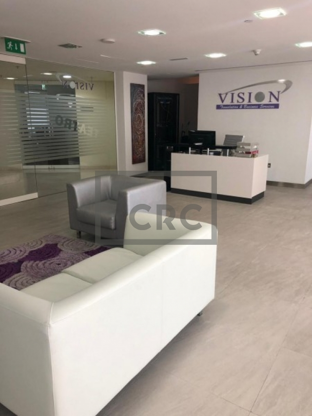 office for sale in business bay, crystal tower | 11