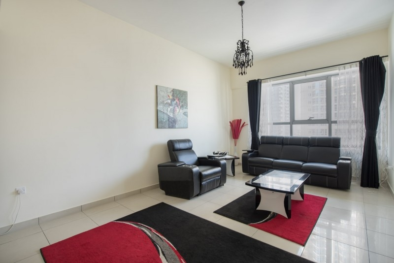 2 Bedroom Apartment For Short Term Rental in  Armada Tower 3,  Jumeirah Lake Towers | 1