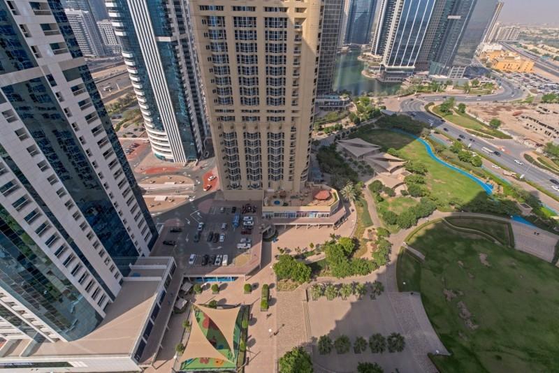 2 Bedroom Apartment For Short Term Rental in  Armada Tower 3,  Jumeirah Lake Towers | 9