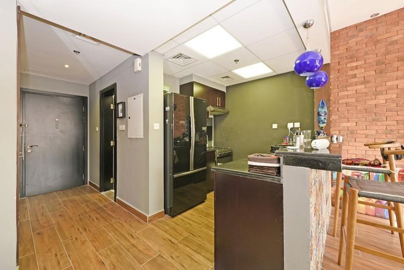 Studio Apartment For Rent in  Fortunato,  Jumeirah Village Circle   7