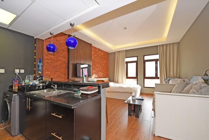 Studio Apartment For Rent in  Fortunato,  Jumeirah Village Circle   4