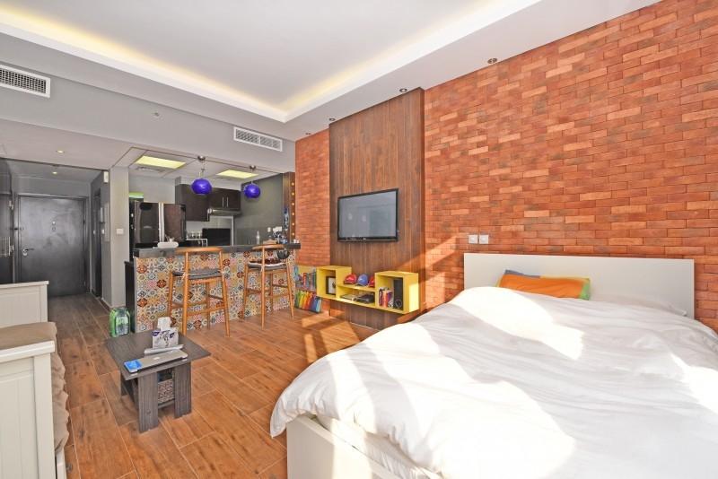 Studio Apartment For Rent in  Fortunato,  Jumeirah Village Circle   2
