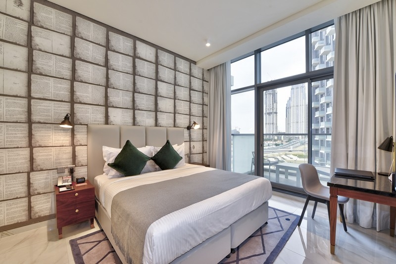 1 Bedroom Hotel Apartment For Rent in  The Atria,  Business Bay | 14