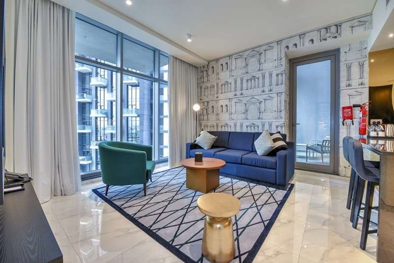 1 Bedroom Hotel Apartment For Rent in  The Atria,  Business Bay | 7