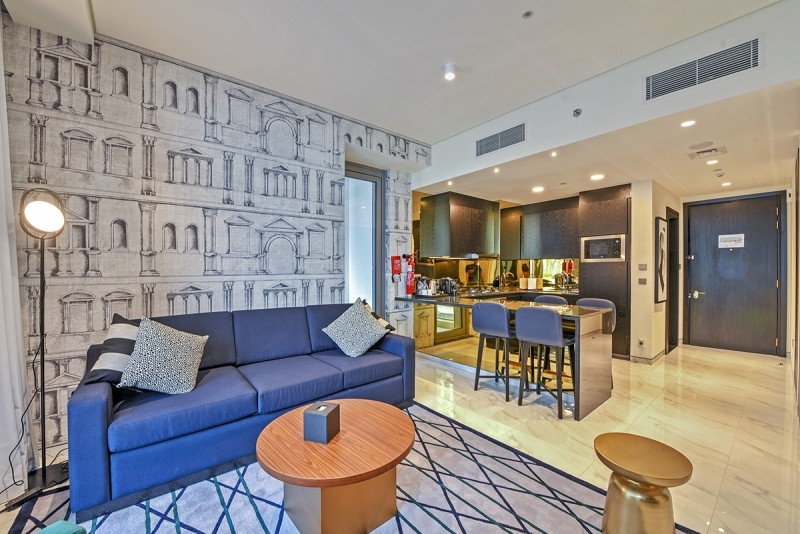 1 Bedroom Hotel Apartment For Rent in  The Atria,  Business Bay | 10