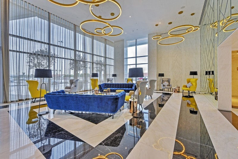 1 Bedroom Hotel Apartment For Rent in  The Atria,  Business Bay | 24