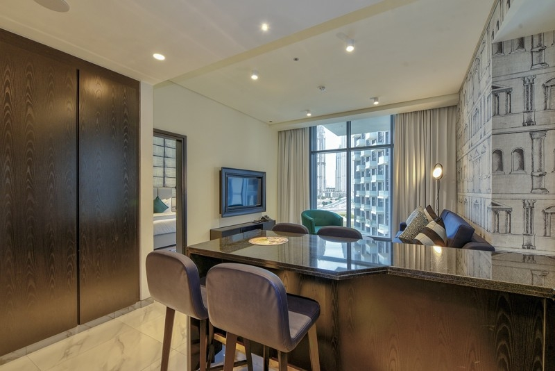 1 Bedroom Hotel Apartment For Rent in  The Atria,  Business Bay | 12