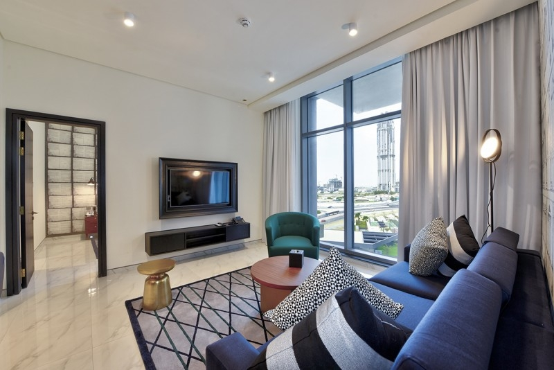 1 Bedroom Hotel Apartment For Rent in  The Atria,  Business Bay | 6