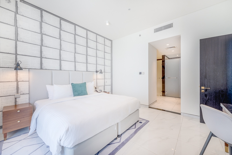 1 Bedroom Hotel Apartment For Rent in  The Atria,  Business Bay | 3