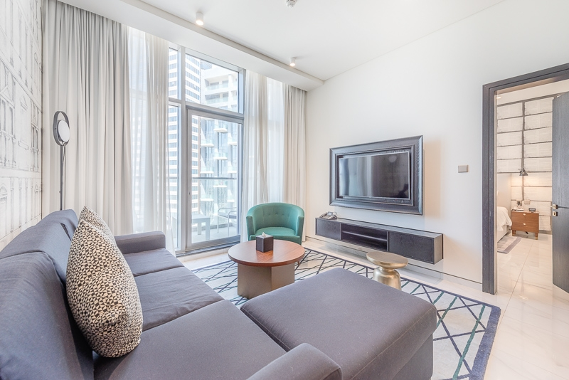 1 Bedroom Hotel Apartment For Rent in  The Atria,  Business Bay | 1
