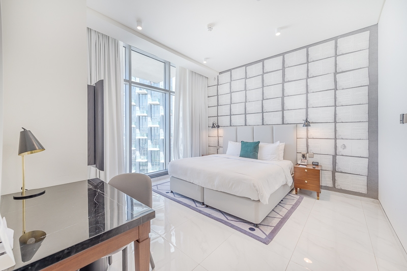 1 Bedroom Hotel Apartment For Rent in  The Atria,  Business Bay | 4
