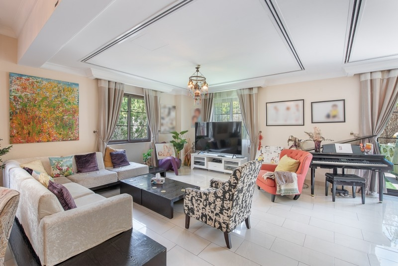 3 Bedroom Villa For Rent in  Casa,  Arabian Ranches 2   4